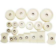 20pcs regarder arrière presse à sertir Dies Watch Repair Tool Kit rond et rectangulaire