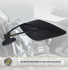 FOR RIEJU RS2 125 PRO 2009 09 PAIR REAR VIEW MIRRORS E13 APPROVED SPORT LINE