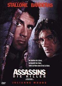 Assassins - Die Killer von Richard Donner   DVD   Zustand gut