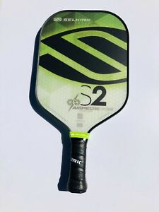 Selkirk Sport Pickleball Paddle S2 AMPED Midweight Green New