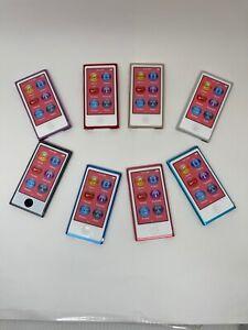 Apple iPod Nano 7th or 8th Generation 16GB  (You choose color)
