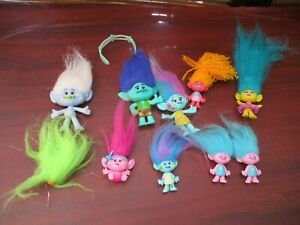 Trolls Movie - Collection of Trolls Figure Toys