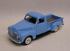 1950 GMC Pickup Blue 1:43 Lucky Die Cast / Yat Ming 94255