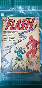 Flash #138 1963 Silver Age DC Comics