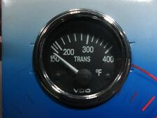 VDO Boat, Car, Truck 400 Deg. Transmission Temperature Gauge V310260001D