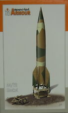 Aggregat A4/V2 Wunderwaffe V-2 ,1:72, Plastikbausatz, Special Armour, NEU
