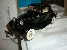 FRANKLIN MINT 1932 FORD DEUCE COUPE V-8   B11TQ11