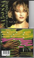 DOUBLE CD 17T MADONNA ET OTTO VON WERNHERR EARLY YEARS DE 2001 TBE
