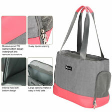 Pet Single Shoulder Bag Hands Free Sling Dog Cat Carry Bag Soft Puppy Pouch