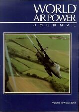 WORLD AIR POWER JOURNAL V11 *HBDJ* ALASKA ArNG / USS WASP / DANISH DRAKEN / Tu16