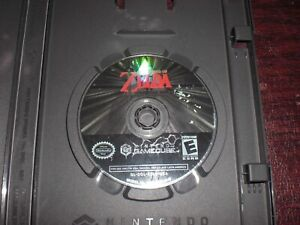 The Legend Of Zelda Collector's Edition Promotional Disc Disk Gamecube TESTED!