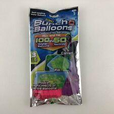 ZURU Bunch-o-balloons 3 Random Colour Foil Fill 100 Water Balloons in 60 Seconds