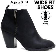 Mid Heel (1.5-3 in.) Women's Plus Size Cuban