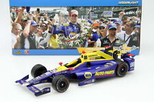 Alexander Rossi Honda #98 Winner Indy 500 2016 1:18 Greenlight