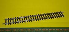 Voie HORNBY ACHO - Rail Droit - Ref 7500 - long 219 mm - Bon état - Pas de casse