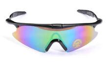 Verspiegelte Fahrradbrillen mit 100% UV400