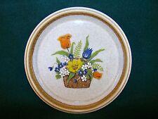 "Mikasa Stone Manor F815 ~ Garden Bouquet ~ Salad Plate 7 1/2"""
