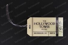 DISNEY Parks HOLLYWOOD HOTEL Tower of Terror LUGGAGE Tag HOLLYWOOD Studios NEW