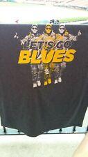 St. Louis Cardinals June T shirt of the Month  Lets Go Blues! New!