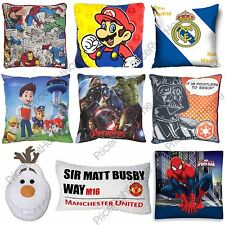 Football Official Arsenal FC Filled Gunners Novelty Cushion