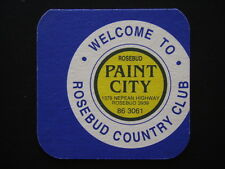 ROSEBUD COUNTRY CLUB PAINT CITY 1379 NEPEAN HWY 863061 COASTER