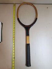 Bancroft Mach 1 Wood Graphite Tennis Racquet