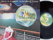 Procol Harum~Original US LP Something magic VG+ 1977 Prog Art Rock
