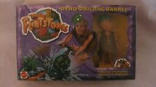 The Flintstones Dyno-Drilling Barney Working Dyno-Drill By Mattel 1993 NEW t327