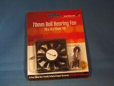 StarTech FAN5X15TX3 50m 15mm TX3 LP4 Replacement Ball Bearing Computer Case Fan