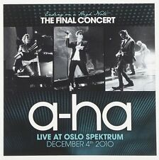 A-ha-Ending on a High Note-The Final Concert-Live at Oslo Spectre