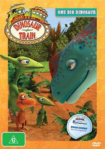 Jim Henson's Dinosaur Train - One Big Dinosaur (DVD, 2011)