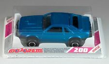 Majorette 220 Mustang SVO Blue Made In France New In Package