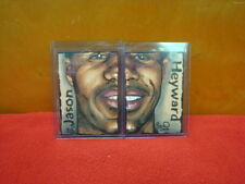 '10 PAIR OF JASON HEYWARD 1/1 SKETCH CARDS AWESOME!!!!