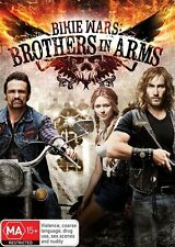 Bikie Wars: Brothers in Arms  - NOTE DISC ONLY EX RENTAL CAN POST ONE DISC FOR $
