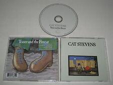 CAT STEVENS/TEASER AND THE FIRECAT(ISLAND/546 885-2)CD ÁLBUM
