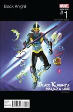 Black Knight #1 Gyimah Gariba Hip Hop Variant Comic Book Marvel 2015 ANAD