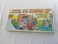 1976 CB RADIO BOARD GAME JEU PARKER BROTHERS WITH the 33 1/3 RPM RECORD RARE