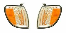 2000 - 2004 TOYOTA TUNDRA CORNER LAMP LIGHT (REGULAR & ACCESS) LEFT & RIGHT PAIR