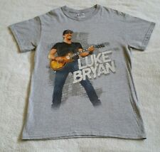 Luke Bryan I Don't Want This Night To End Tour Small T-Shirt