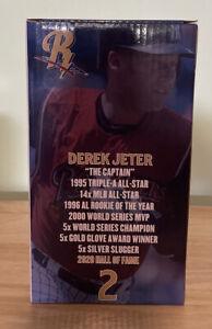 Derek Jeter Bobblehead SGA SWB Railriders 7/24/21