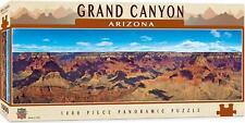 Grand Canyon Arizona 1000 piece panoramic jigsaw puzzle  990mm x 330mm  (mpc)