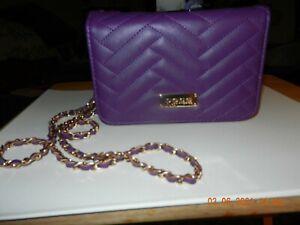 BeBe la small handbag   Purple