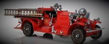 Fire Engine Truck Ford Built 1 Metal Model Vintage 1920 T 24 Pickup Car 16 A 25