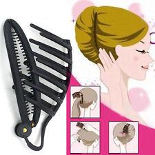 Fashion Hair Accessories Twist Styling Clip Stick Bun Maker Braid Tool For Women