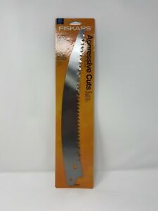 "Fiskars Aggressive Cuts 15"" Tree Pruning Saw Replacement Blade Model 7933 NEW"