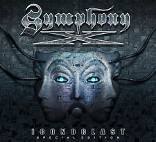 Iconoclast-Deluxe Edition - 2 DISC SET - Symphony X (2011, CD NEUF)