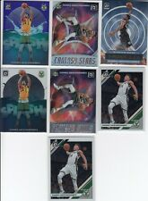(7) 2019-20 Panini Optic GIANNIS ANTETOKOUNMPO Purple Silver Refractor LOT