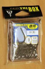 Gamakatsu The Box Value Pack ISO Fishing Bream Hooks - Black