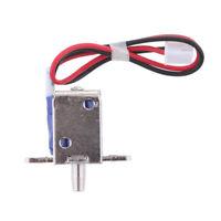 Mini 12V 0.5A Electronic Cabinet Safe Lock Door Drawer Electromagnetic Lock