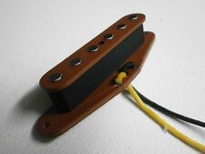 Telecaster Alnico A2/5 Neck Tele Hand Wound Custom Fits Fender By Q pickups